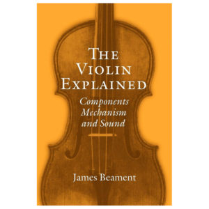 The Violin Explained: Components, Mechanism, and Sound