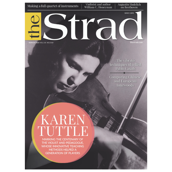 The Strad March 2020