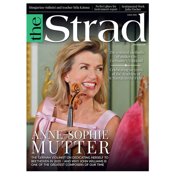 April 2020 Front Cover