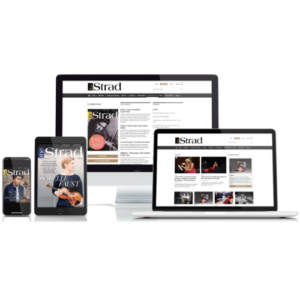Strad online subscription