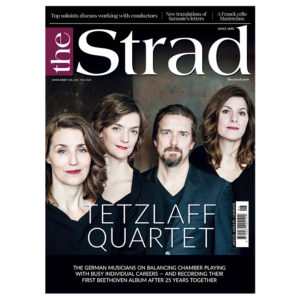 The Strad June 2020 issue
