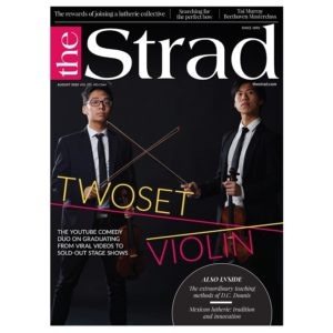 The Strad August 2020