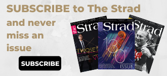 Subscribe to the Strad