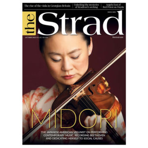 The Strad October 2020